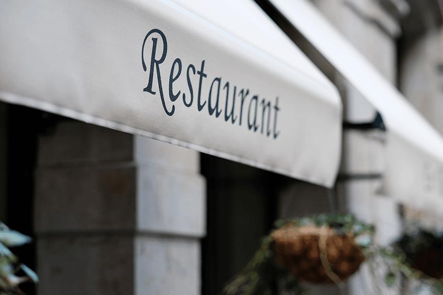 logo restauracji mała restauracja Otwieram małą restaurację – jakiego sprzętu potrzebuję logo restauracji