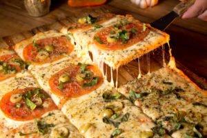 pizza kwadratowa wyposażenie pizzerii Oferta wyposażenia dla pizzerii pizza kwadratowa 300x200