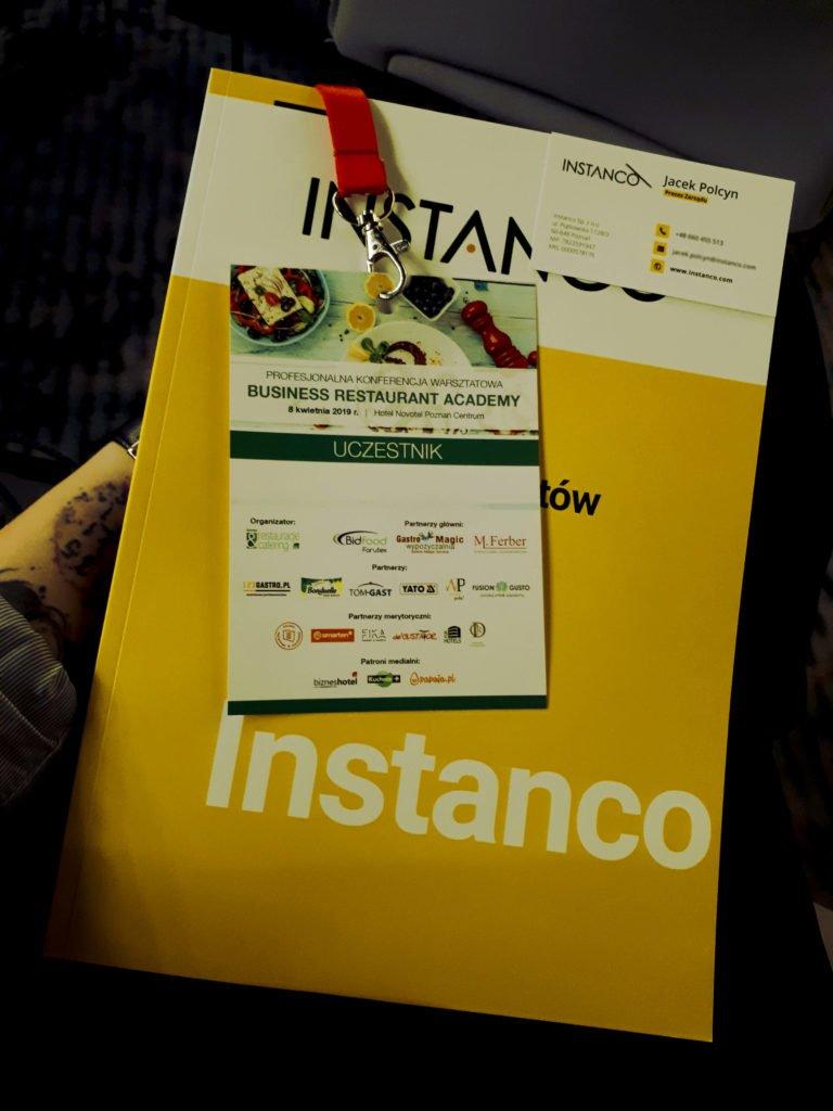 katalog instanco na konferencji business restaurant academy Instanco na konferencji Business Restaurant Academy katalog instanco na konferencji 2 768x1024